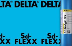 Пароизоляционная пленка DELTA SD FLEXX