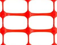 Сетка для аварийного ограждения 1м*100м оранжевая